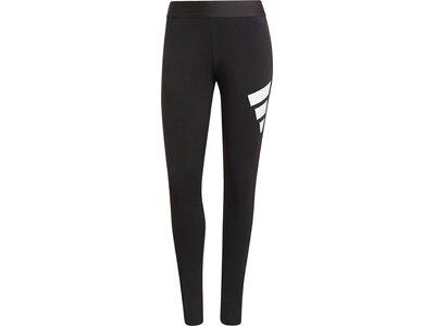 adidas Damen Sportswear Future Icons Tight Schwarz
