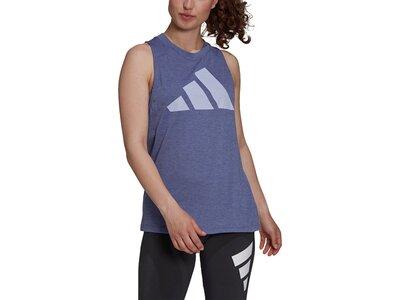 adidas Damen Sportswear Winners Tanktop 2.0 Grün