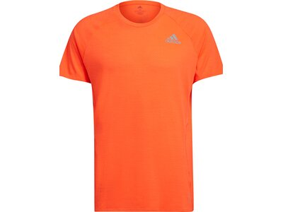 adidas Herren Runner T-Shirt Orange