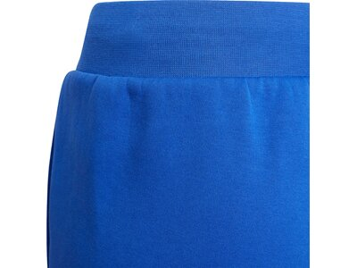 adidas Kinder Future Icons 3-Streifen Tapered-Leg Hose Blau