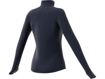 adidas Damen TERREX Everyhike Half-Zip Fleece Oberteil Schwarz