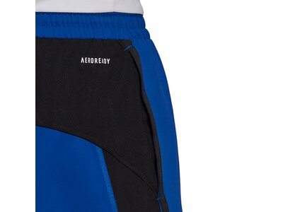 adidas Herren AEROREADY Designed to Move Sport Shorts Blau