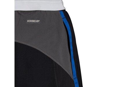 adidas Herren AEROREADY Designed to Move Sport Hose Schwarz