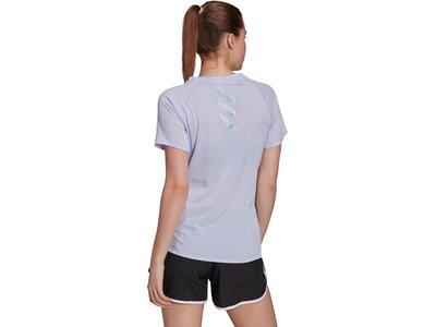 adidas Damen Runner T-Shirt Weiß