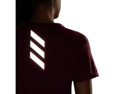 adidas Damen Runner T-Shirt Lila