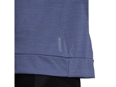adidas Damen Cooler Running Longsleeve Blau