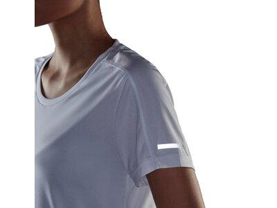 adidas Damen Run It T-Shirt Grau