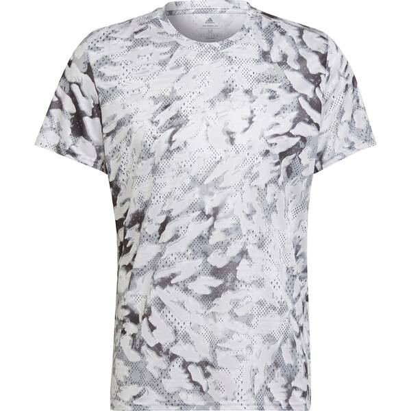adidas Herren Fast Graphic Primeblue T-Shirt
