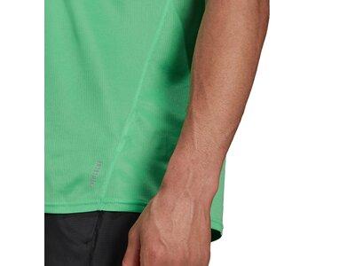 adidas Herren Fast Primeblue T-Shirt Grün