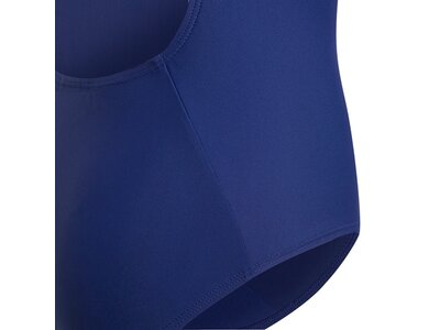 adidas Kinder Badge of Sport Badeanzug Blau