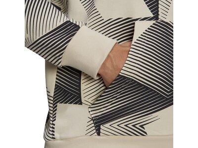 adidas Herren Sportswear Graphic Hoodie Braun