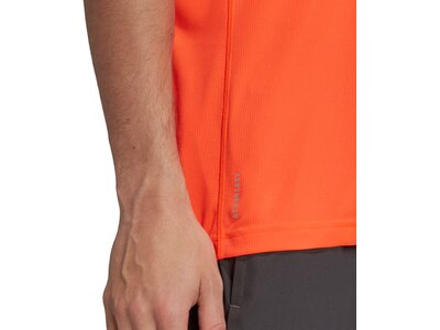 adidas Herren Run It T-Shirt Orange