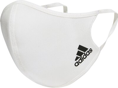 adidas FACE COVER M/L 3ER-Pack Weiß