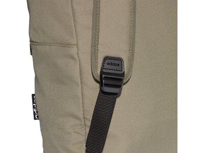 adidas Linear Classic Daily Rucksack Grau