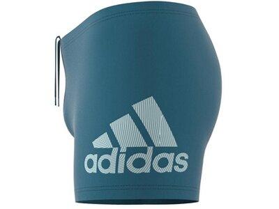 adidas Kinder Natureef Boxer-Badehose Blau