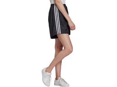 adidas Damen adicolor Classics Ripstop Shorts Schwarz