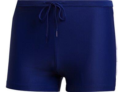 adidas Herren Tapered Boxer-Badehose Blau