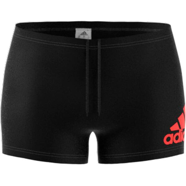 adidas Herren Badge Fitness Boxer-Badehose