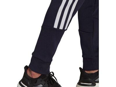 adidas Herren Sportswear Future Icons 3-Streifen Hose Schwarz