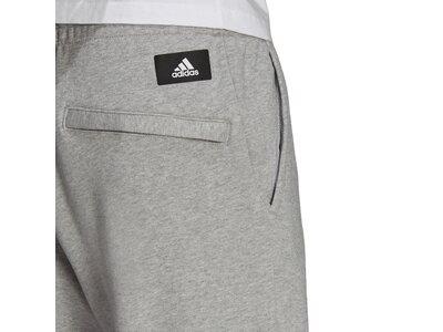 adidas Herren Sportswear Future Icons Logo Graphic Hose Grau