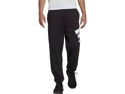 adidas Herren Sportswear Future Icons Logo Graphic Hose Schwarz