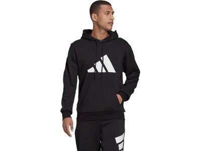 adidas Herren Sportswear Future Icons Logo Graphic Hoodie Schwarz
