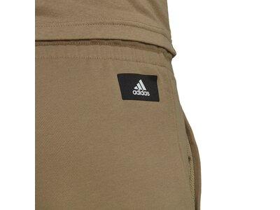 adidas Herren Sportswear Future Icons Logo Graphic Shorts Braun