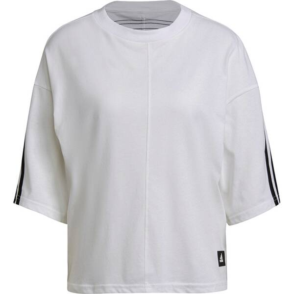 adidas Damen Sportswear Future Icons 3-Streifen T-Shirt
