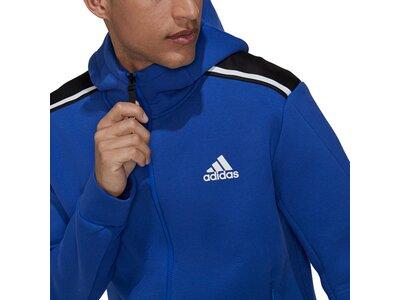 adidas Herren Sportswear Z.N.E. Hoodie Blau