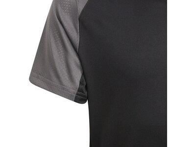 adidas Kinder Club Tennis Poloshirt Grau