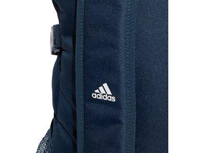 adidas Power V Graphic Rucksack Blau