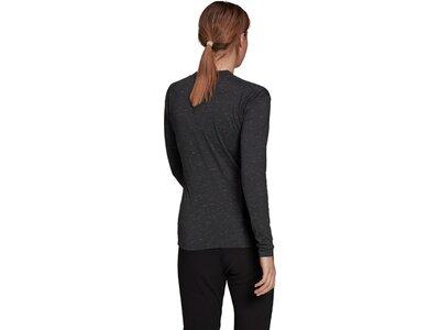 adidas Damen Sportswear Future Icons Winners 2.0 T-Shirt Grau