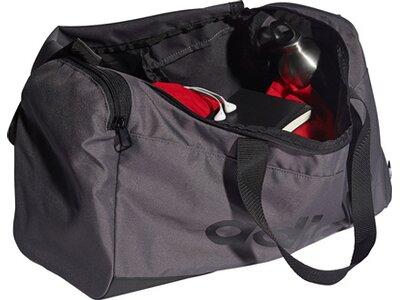 adidas Essentials Logo Duffelbag Medium Grau