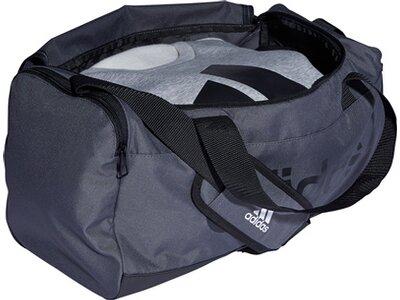 adidas Essentials Logo Duffelbag Extra Small Grau