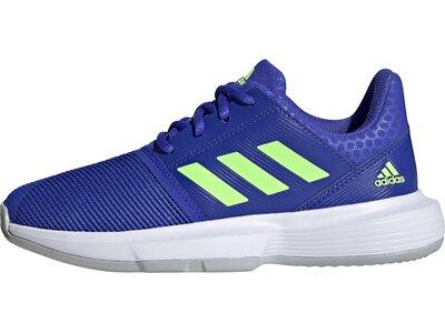 adidas Kinder CourtJam Tennisschuh Blau