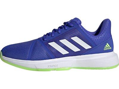 adidas Herren CourtJam Bounce Schuh Blau
