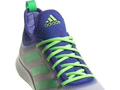 adidas Herren Defiant Generation Multicourt Tennisschuh Grau