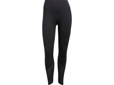 adidas Damen Yoga Power Mesh 7/8-Tight Schwarz