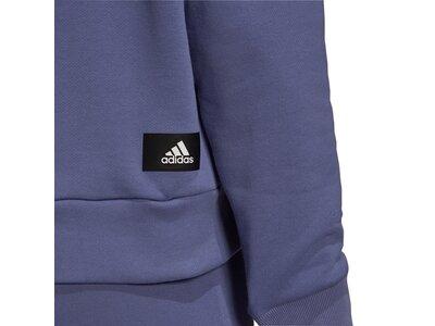 adidas Damen Sportswear Future Icons Hoodie Blau
