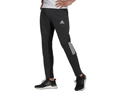 adidas Herren Trainingshose Schwarz