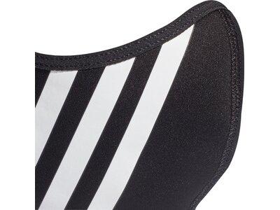 adidas 3-Streifen Face Cover – nicht für medizinische Zwecke Schwarz