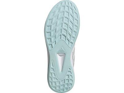 adidas Damen QT Racer Sport Schuh Silber