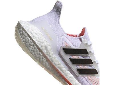 adidas Damen Ultraboost 21 Tokyo Laufschuh Grau