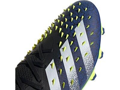 adidas Herren Predator Freak.2 MG Fußballschuh Blau