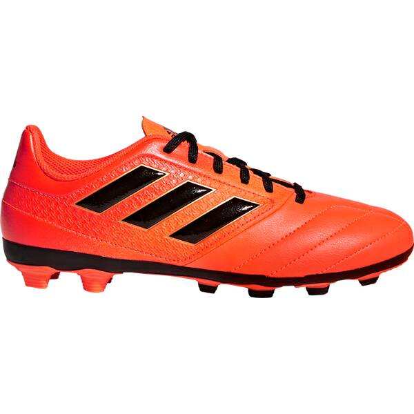 ADIDAS Kinder Fussball-Rasenschuhe ACE 17.4 FxG Orange