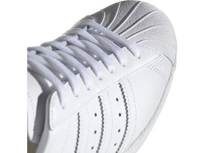 ADIDAS Herren Superstar '80s Schuh Silber