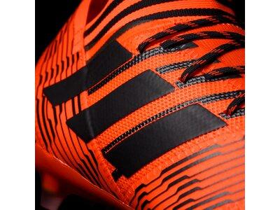 ADIDAS Herren Fußballschuhe NEMEZIZ 17.2 FG Orange