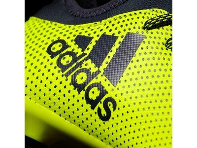 ADIDAS Fußball - Schuhe Kinder - Nocken X 17.3 FG J Kids Schwarz