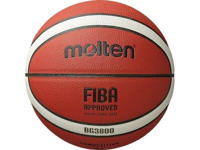 MOLTEN EUROPE Ball B6G3800 Rot