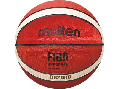 MOLTEN Ball B7G2000 Orange
